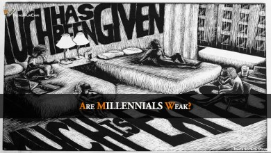 Photo of Are MILLENNIALS Weak?