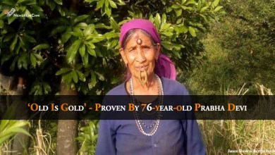 'Old is Gold'- Proven by 76-year-old Prabha Devi