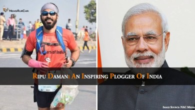 Ripu Daman: An Inspiring Plogger Of India
