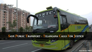 Save Public Transport - Telangana Calls For Justice