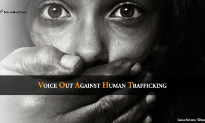 Voice Out Against Human Trafficking