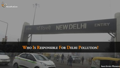 Who Is Responsible For Delhi Pollution?