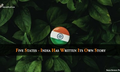 Five States - India Has Written Its Own Story