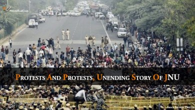 Protests And Protests, Unending Story Of JNU