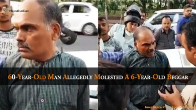 Photo of 60-Year-Old Man Allegedly Molested A 6-Year-Old Beggar