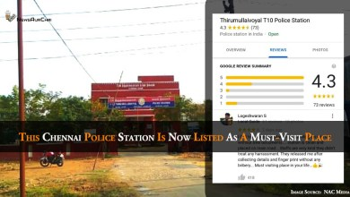 Photo of This Chennai Police Station Is Now Listed As A Must-Visit Place