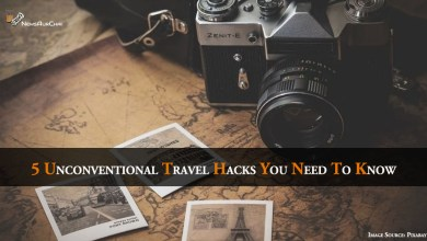 5 Unconventional Travel Hacks You Need To Know