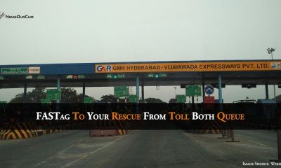 FASTag to your rescue from Toll both Queue