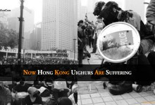 Photo of Now Hong Kong Uighurs Are Suffering