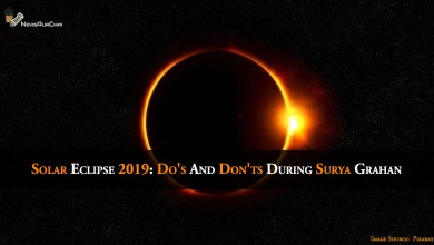 Photo of Solar Eclipse 2019: Do's And Don'ts During Surya Grahan