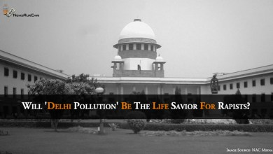 Photo of Will 'Delhi Pollution' Be The Life Savior For Rapists?
