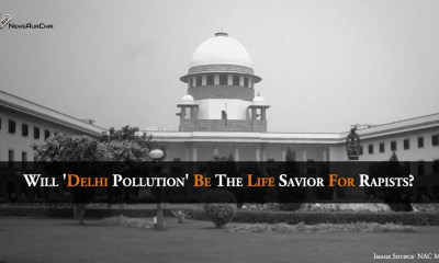 Will 'Delhi Pollution' Be The Life Savior For Rapists?