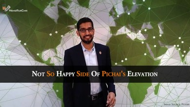 Photo of Not So Happy Side Of Pichai's Elevation