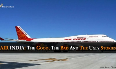 AIR INDIA: The Good, The Bad And The Ugly Stories