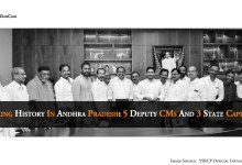 Photo of Making History In Andhra Pradesh: 5 Deputy CMs And 3 State Capitals