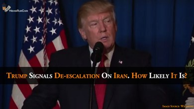 Photo of Trump Signals De-escalation on Iran. How Likely It Is?