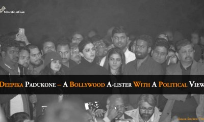 Deepika Padukone – A Bollywood A-lister With A Political View