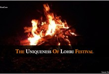 Photo of The Uniqueness Of Lohri Festival