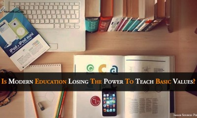 Is Modern Education Losing The Power To Teach Basic Values?
