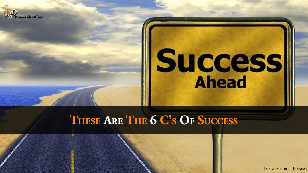 These Are The 6 C's Of Success