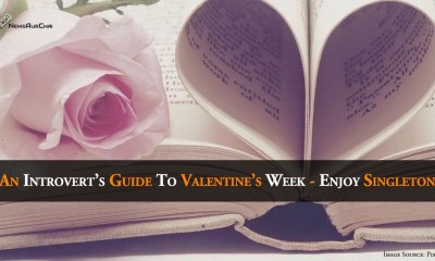 An Introvert's Guide To Valentine's Week - Enjoy Single