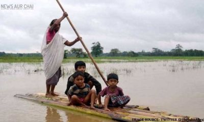 Assam: Suffers From Flood, Oil Well Explosion Amidst Global Pandemic