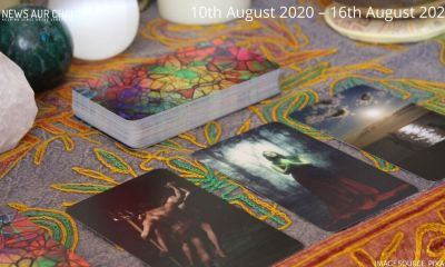 Tarot Reading 10th August 2020 – 16th August 2020