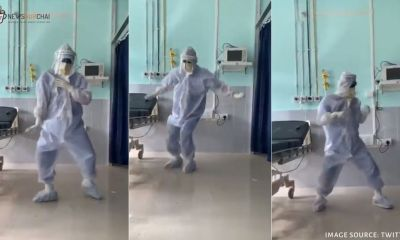 Assam Doctor's PPE Dance Moves To Entertain COVID Patients