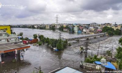 Hyderabad Rains: Toll Soars To 32; Mandatory COVID-19 Test In Relief Camps