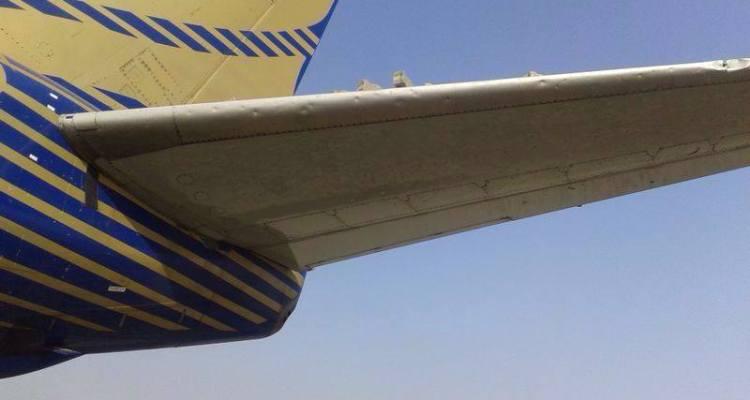 Shaheen Air - Teste de Motores que correram mal - 8