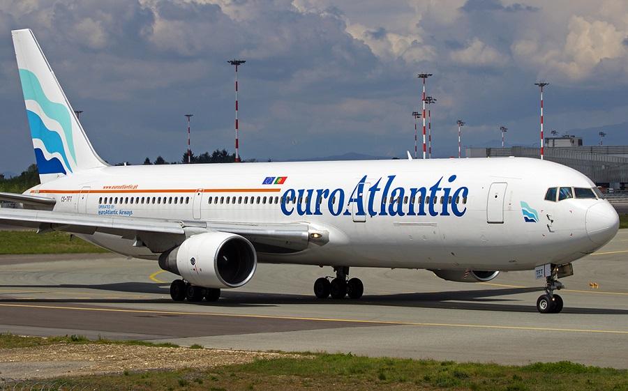 EuroAtlantic B767-300ER Simone Previdi 900