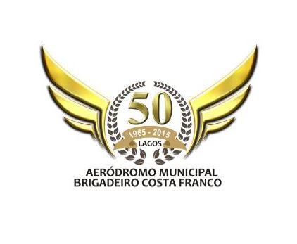 Aeródromo Lagos logo_50 anos