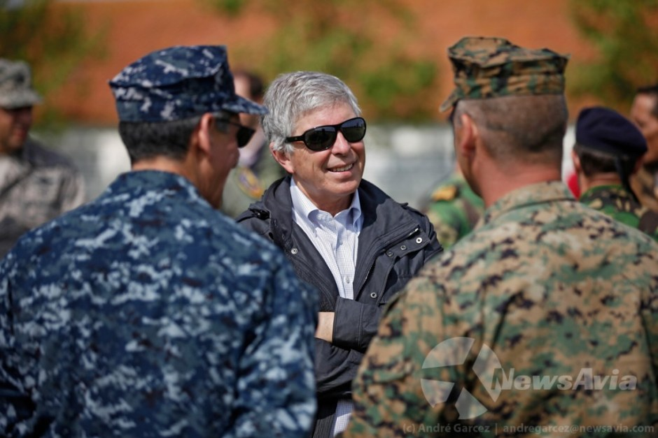 Exercício Bilateral US Marines & Fuzileiros Portugueses