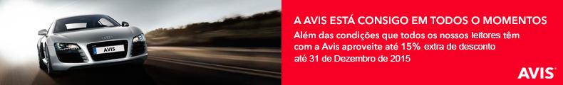 15% de Desconto - AVIS