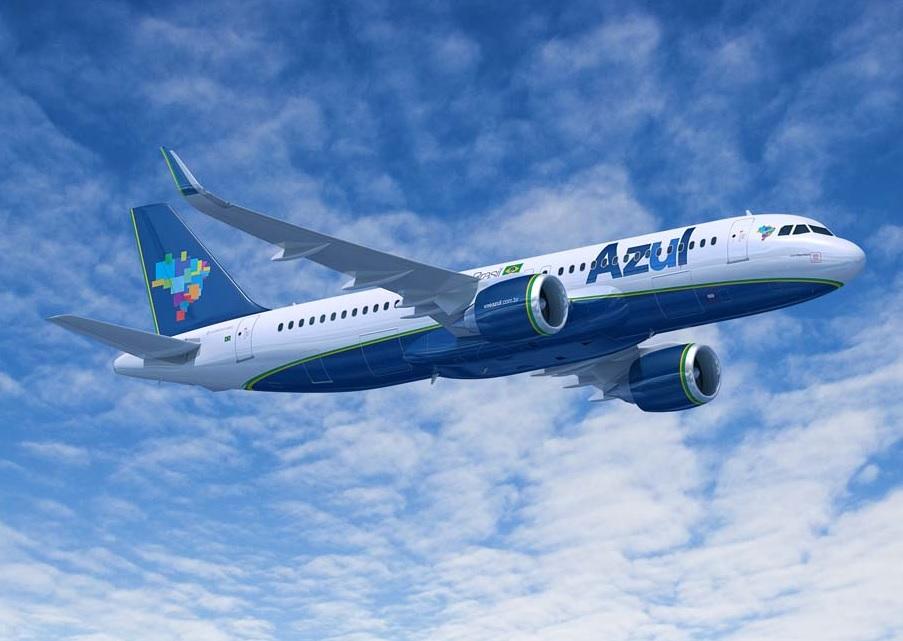 Resultado de imagem para azul linhas Beijing Capital Airlines