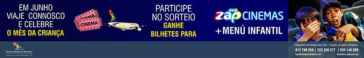 aMês da Criança - Participe no sorteio e ganhe bilhetes