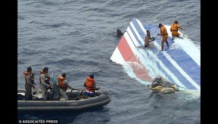O acidente com o AF447