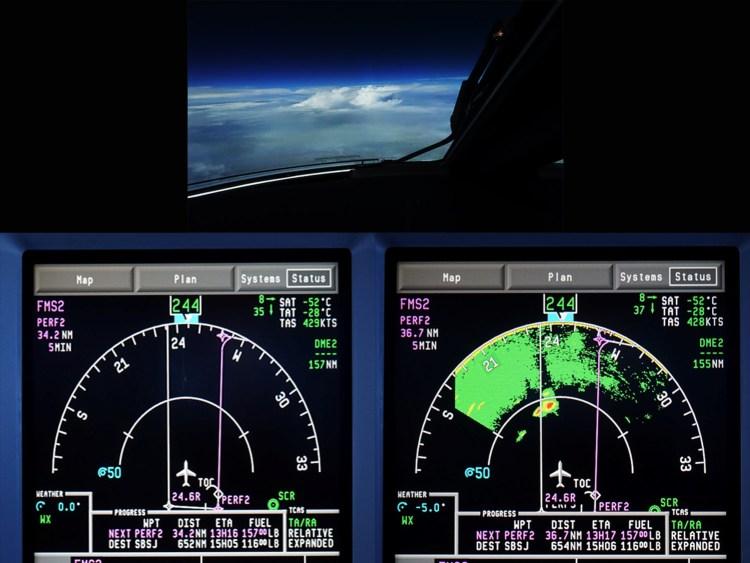Weather Radar Ejet