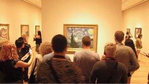 MoMA - Van Gogh
