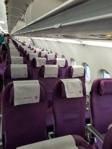 WOW Plane Seats