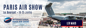 Eventos 2017 - Paris Air Show Le Bourget