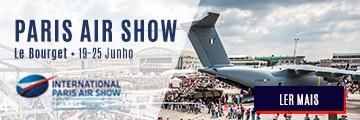 Eventos 2017 - Paris Air Show Le Bourget