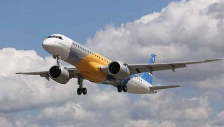 Binter vai receber em 2019 três aviões regionais Embraer E195-E2