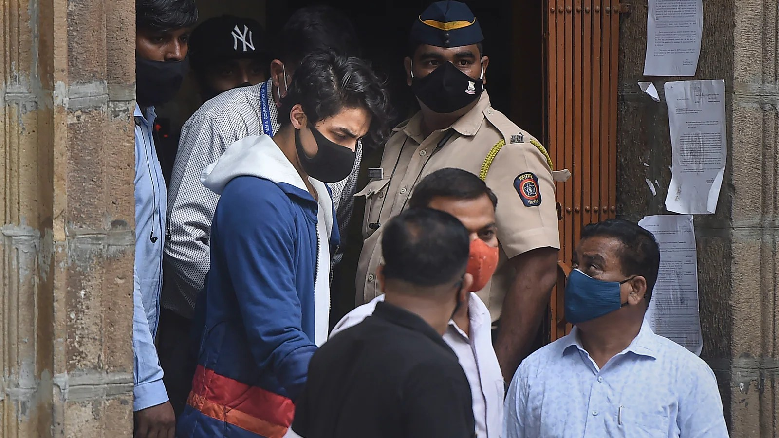 Aryan Khan to remain in jail till next Wednesday, court reserves order