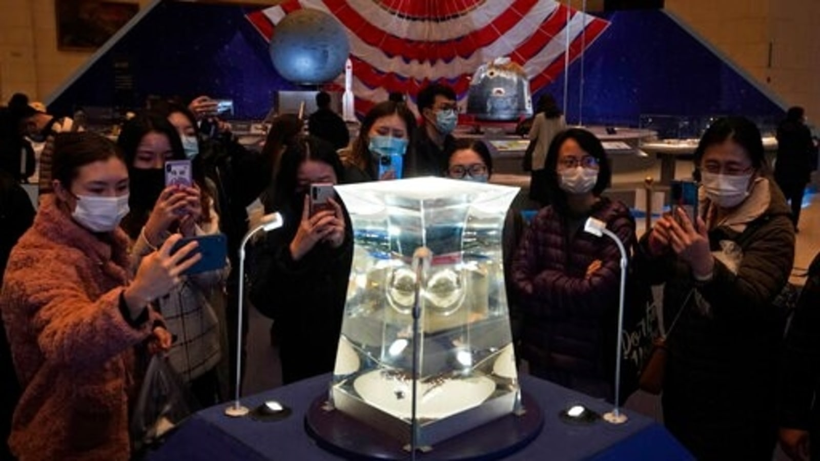Moon rocks brought back by China show recent volcanic activity on lunar surface