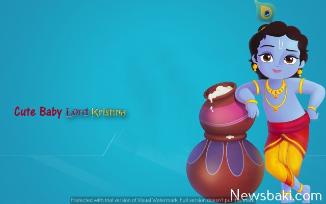 little krishna images hd wallpapers 6