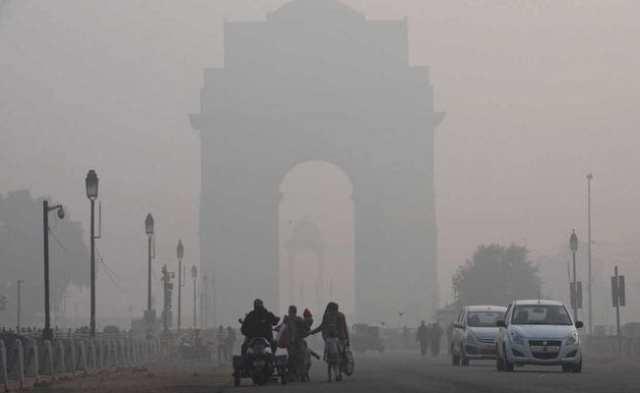 दिल्ली में दृश्यता में कमी के पीछे मुख्य कारण प्लास्टिक जलना: अध्ययन