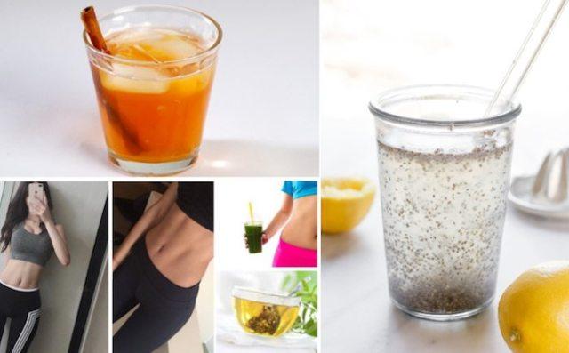वजन कम करने के लिए स्वास्थ्यप्रद पेय
