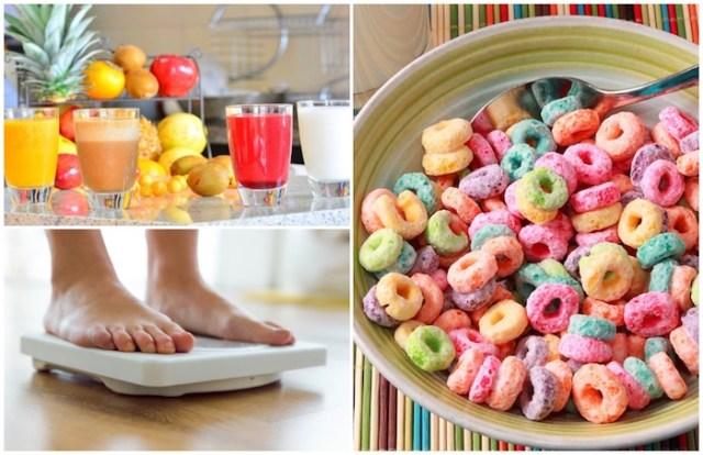 अगर आप अपना वजन कम करना चाहते हैं तो चीजों को करना बंद करें