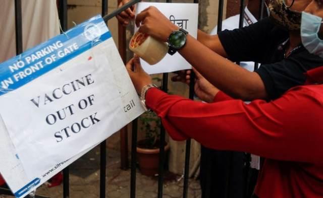 भारत कोविद टीकों पर आयात शुल्क माफ करने के लिए, सरकार का कहना है कि स्रोत: रिपोर्ट